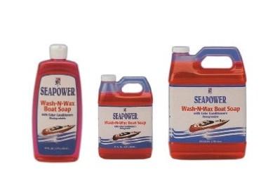 Seapower WASH - N - WAX