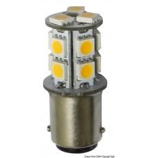 Ampoule LED SMD culot BA15D pour spots