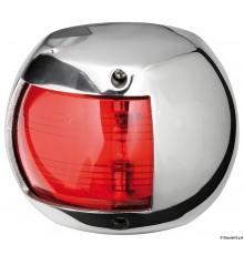Feux de navigation Compact 12 en inox AISI 316 poli miroir