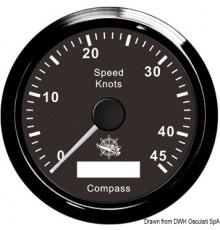 Speedomètre / compteur milles GPS GUARDIAN sans transducteur