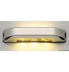 Lumière de courtoisie LED avec façade