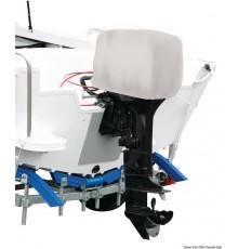 Capote de protection hors-bord OCEANSOUTH 2/4 temps Top Quality Tête moteur
