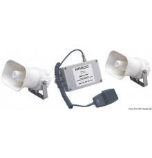 Avertisseur/sifflet électronique multifonction avec signaux codifiables