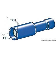 Cosses pré-isolées cylindriques