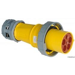 Prises et fiches courant de 100 A 110/250 volt