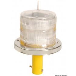 Lumière de signalisation pour pontons, bouées, entrée de ports, obstacles, etc., technologie à LED