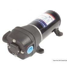 Pompe de fond de cale automatique à 4 membranes