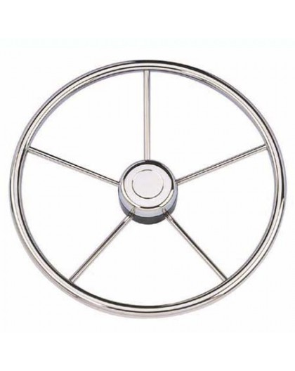 Barre à roue en inox 380-900 mm