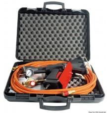 Pistolet thermique Rafale Black Edition + à gaz propane