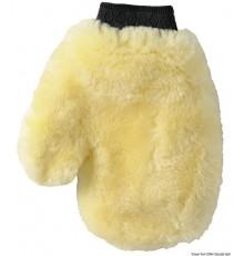 Main Mafrast en laine d'agneau