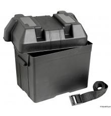 Boîte porte-batterie