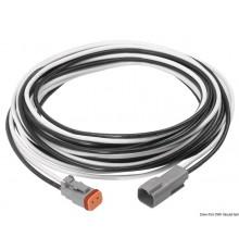 Câbles LENCO pour connexion actuateurs et centrale