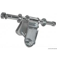 Etriers pour roues latérales Ø 120 mm