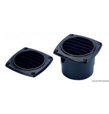 grille de ventilation fixation tuyau