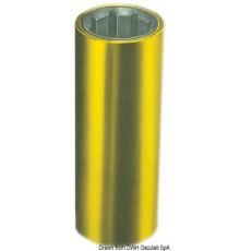 Bagues pour transmission avec renfort externe en laiton; version dont les dimensions externes et internes sont exprimées en mill