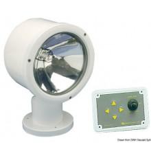 Projecteur télécommandé Mega avec ampoule étanche Sealed Beam de 7''