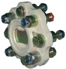 Accouplement semi-élastique