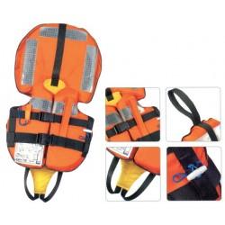 GILET BABY SAFE ORANGE ISO12402-3