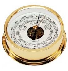 Baromètre doré 120 mm Autonautic
