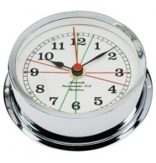 Horloge chromé 120 mm Autonautic
