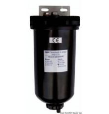 Pré-filtre décanteur avec élément filtrant avec filet inox 120 micron