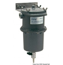 Pré-filtre centrifuge séparateur eau/carburant (gasoil ou essence)