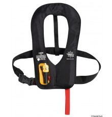 Gilet de sauvetage autogonflant Compact 150 N (EN ISO 12403-3)