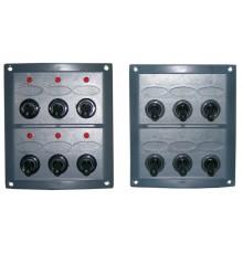 Tableau électrique étanche 6 inters