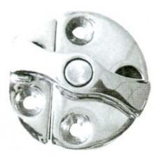 CHARNIERE INOX 45mm réf 20250372