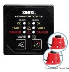 XINTEX P2BS propane fume detector