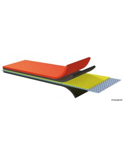 Tissu en néoprène Orca R Pennel & Flipo pour fabrication et réparation canots pneumatiques