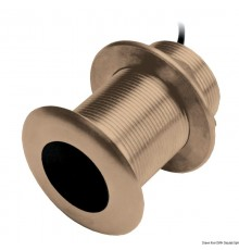 GARMIN thru-hull CHIRP brass transducers