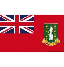Pavillon - Iles Vierges Britanniques - marchand