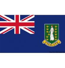 Pavillon - Îles Vierges Britanniques - nationale