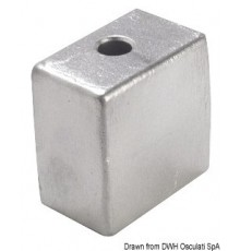Anode pied 50-200 HP