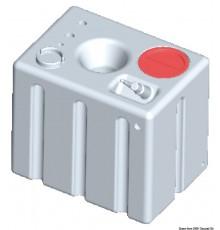 Réservoir rigide modulaire pour eau potable
