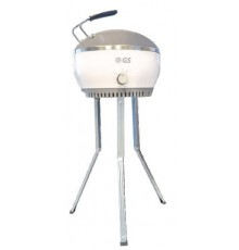 BARBECUE PORTABLE AU CHARBON