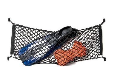 Filet élastique vide-poches