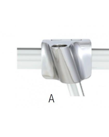 Support mat fixation balcon SS 316