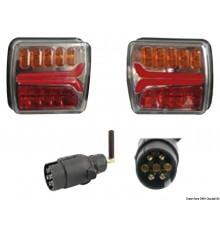 Kit de feux à LED indépendants sans fil Kit de feux à LED indépendants sans fil