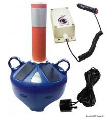 GO!UP - Bouée plongeante à réémergence radiocommandée, pour la récupération des casiers, filets et autre matériel de pêche. GO!U