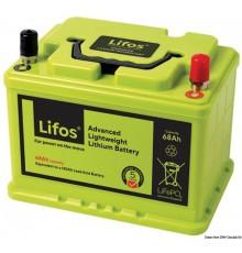Batterie au lithium LIFOS pour équipement embarqué Batterie au lithium LIFOS pour équipement embarqué