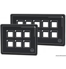 Panneau électronique touch-control ultra fin composé de panneau + câble USB + Control Box Panneau électronique touch-control