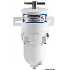 Filtre RACOR entièrement métallique - Version simple Filtre RACOR entièrement métallique - Version simple