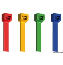 Colliers en nylon colorés Colliers en nylon colorés