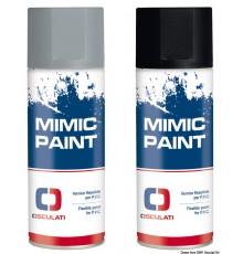 Peinture spray Mimic Paint pour rénovation PVC/néoprène Peinture spray Mimic Paint pour rénovation PVC/néoprène