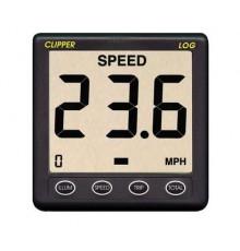 Loch Speedo Clipper : livré avec capteur, passe coque, câble de 7m Loch Speedo Clipper : livré avec capteur, passe coque, câble