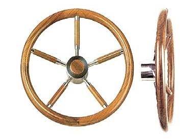 barre à roue teck 400-900 mm