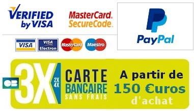 Payement 100% sécurisé sur navistore.fr